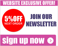 Join Our Newsletter - About Us page