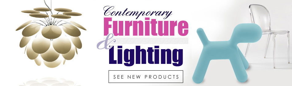 Contemporary Furniture, Lighting & Homeware – Latest Products