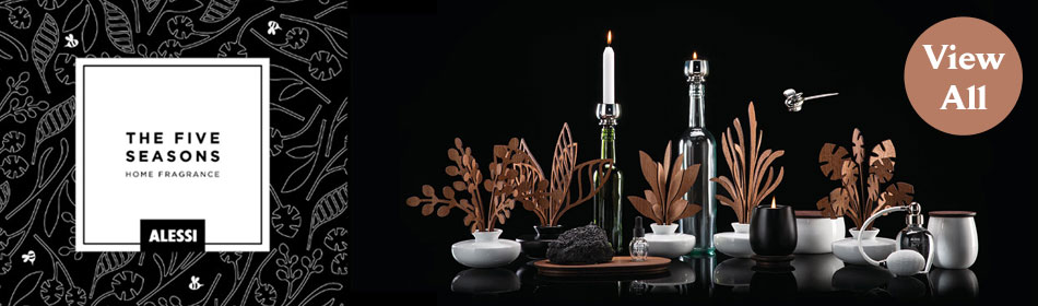 Alessi The Five Seasons Home Fragrance