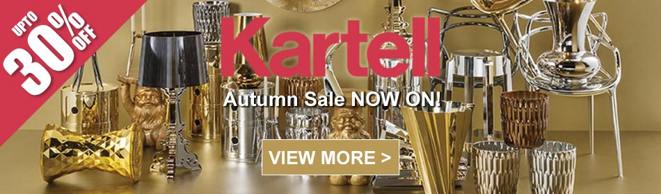 2019 Kartell Summer Sale 30% Off