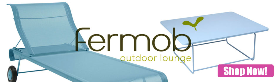Fermob Bistro outdoor furniture - great for long hot summer days - shop now!