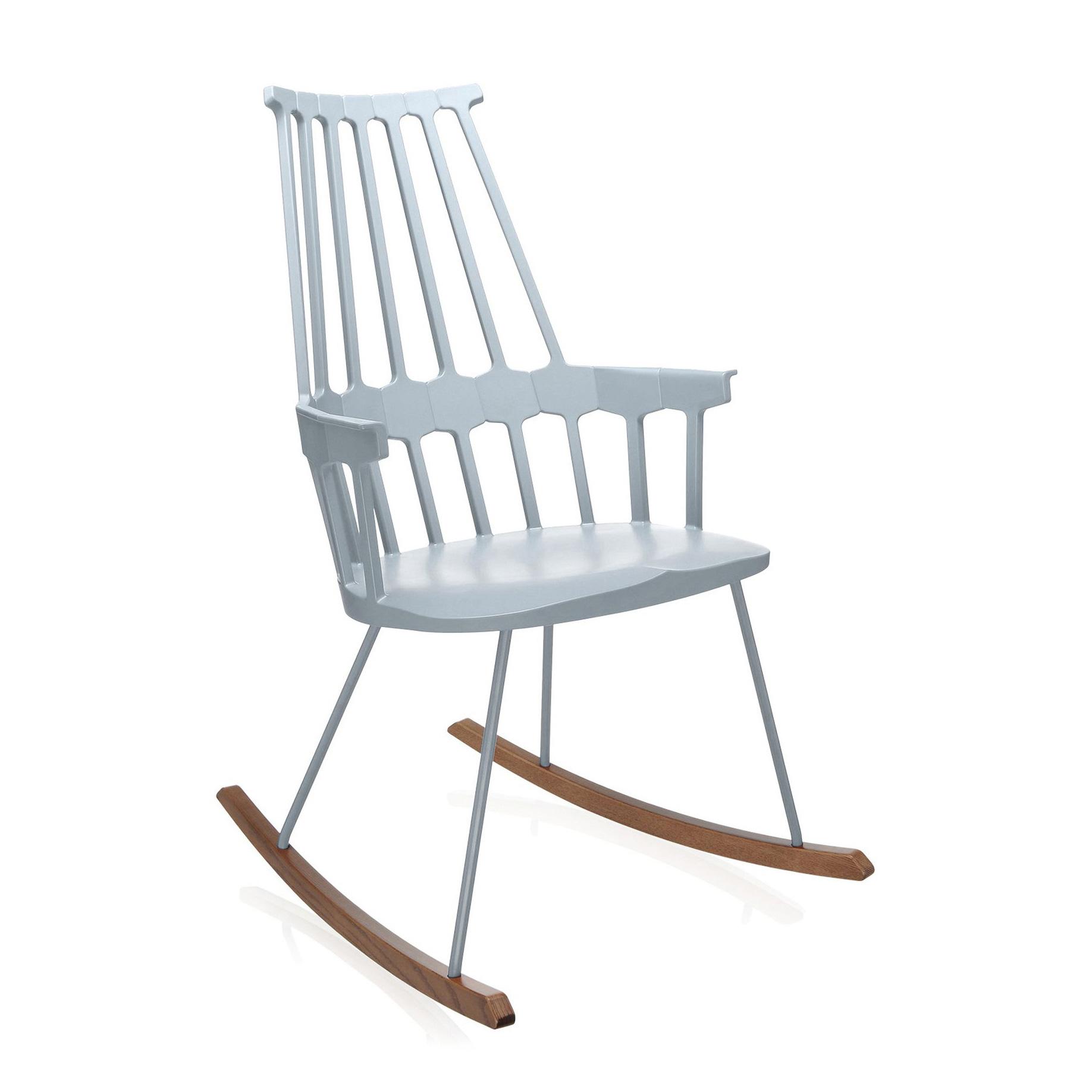 Kartell back Rocking chair