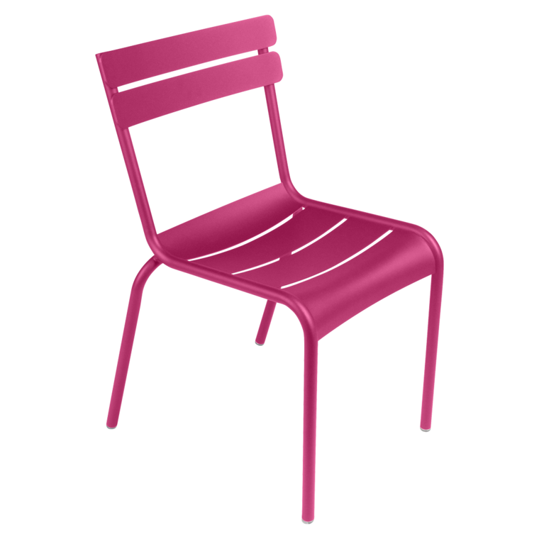 pink dining chairs uk. fermob luxembourg dining chair stacking - available in 24 colours pink chairs uk