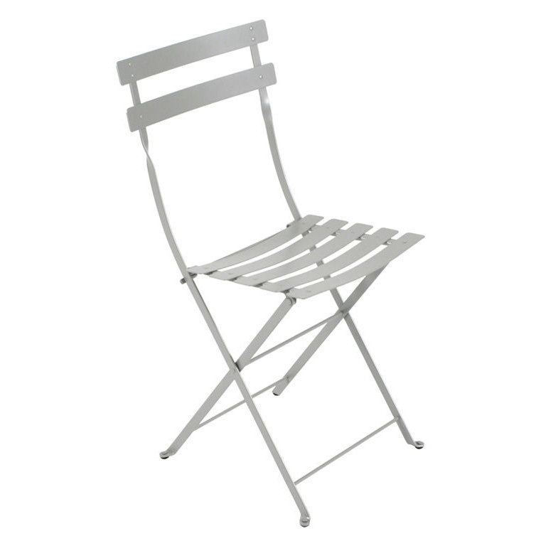 Wonderful Fermob Folding Metal Bistro Chair   28 Vibrant Lacquered Colours