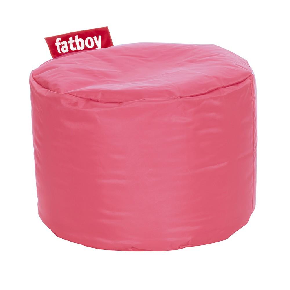Pink bean bag chair - Fatboy Point Bean Bag Chair