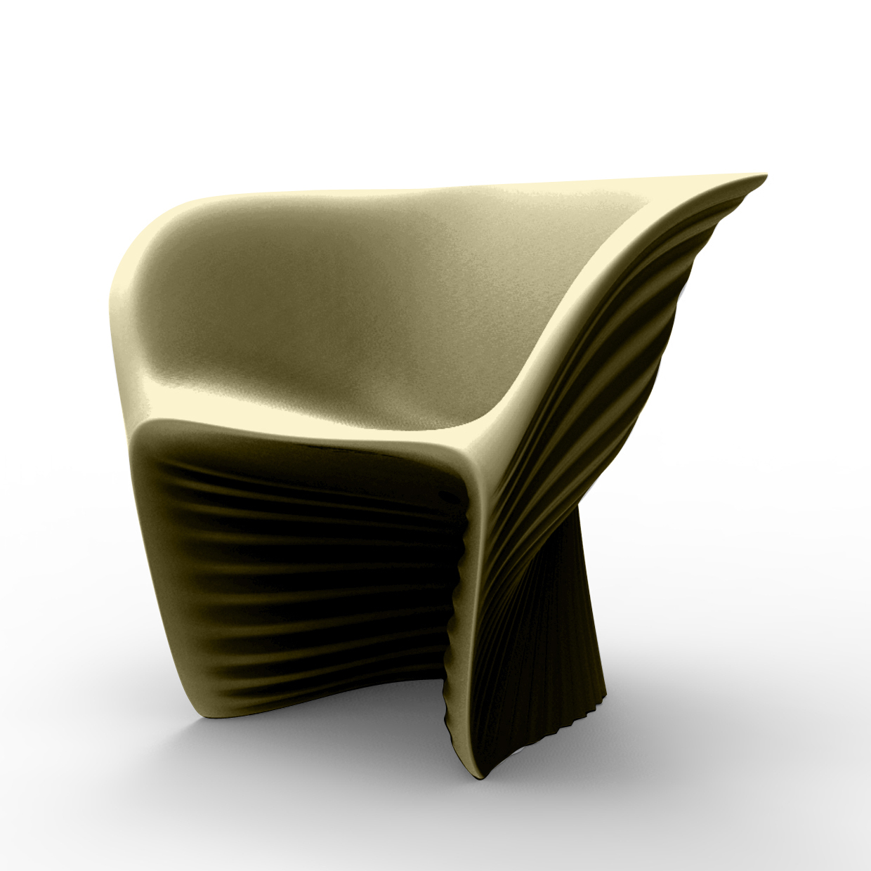 buy vondom biophilia lounge armchair basic matt finish