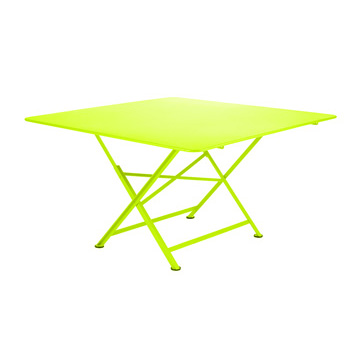 Cargo Garden Furniture Fermob cargo folding table 128cm a practical simple square table nextprev workwithnaturefo