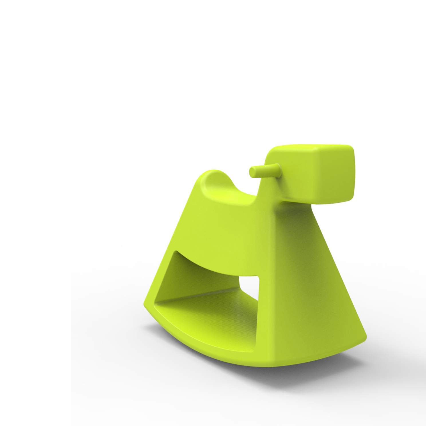 Vondom Rosinante Kids Rocking Chair A Rocking Chair That Also Spins