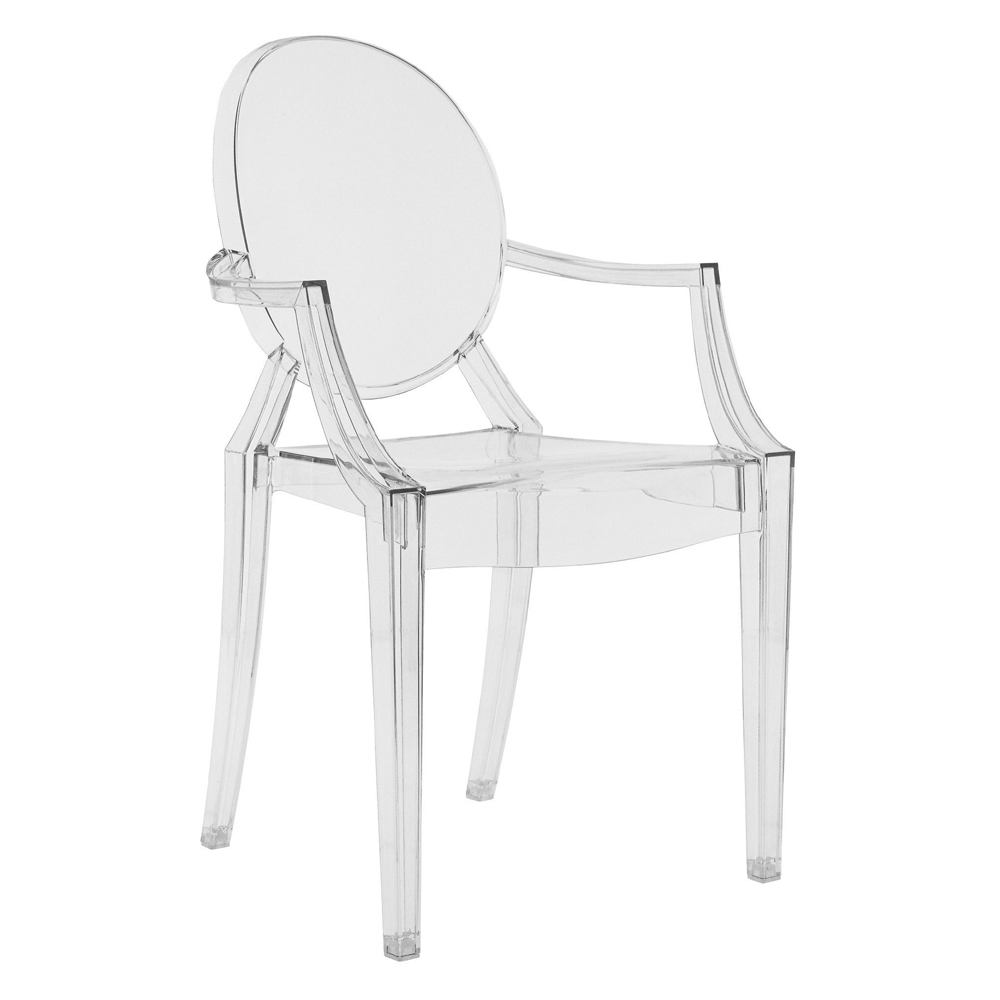 Kartell Louis Ghost Armchair - A Modern Twist on the Louis XV Chair