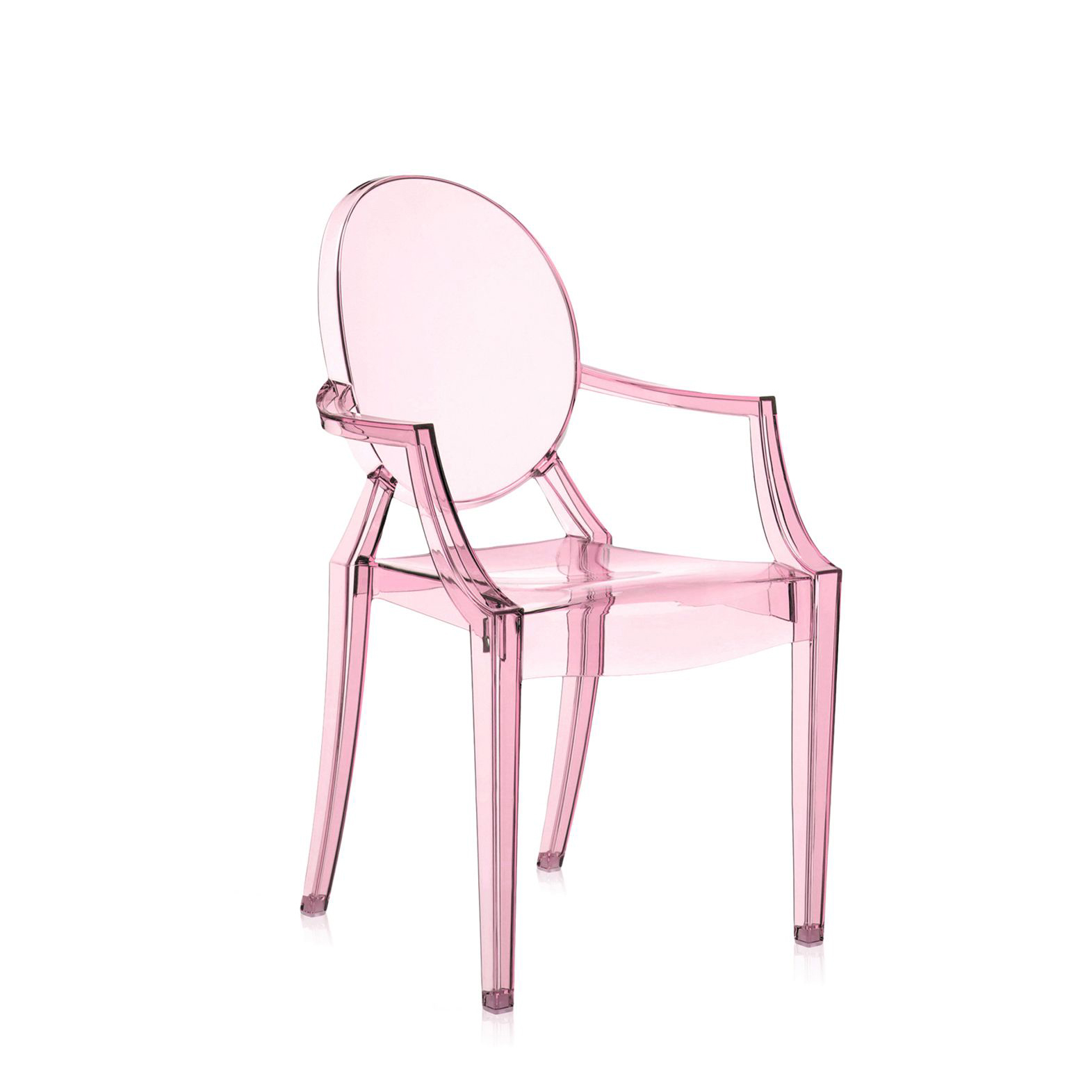 Kartell Lou Lou Ghost Childs Armchair