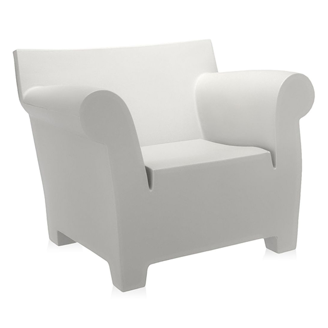 Kartell Bubble Club Armchair by Philippe Starck FREE Shipping