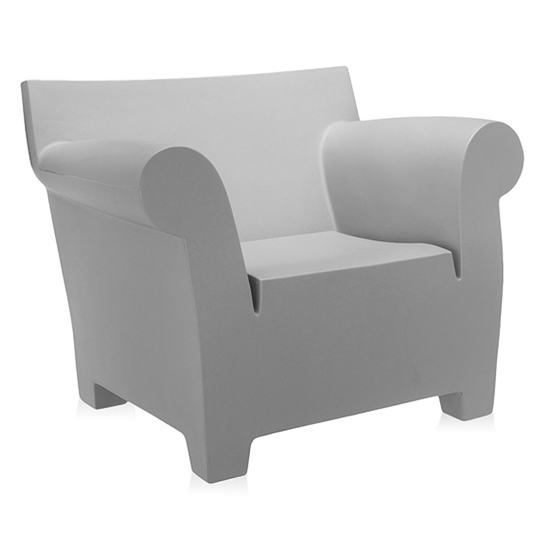 Kartell bubble club armchair sale by philippe starck