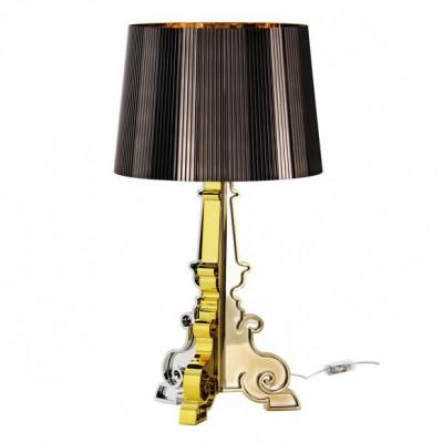 Kartell Bourgie Table Lamp Metallic Multi Coloured Ferruccio Laviani