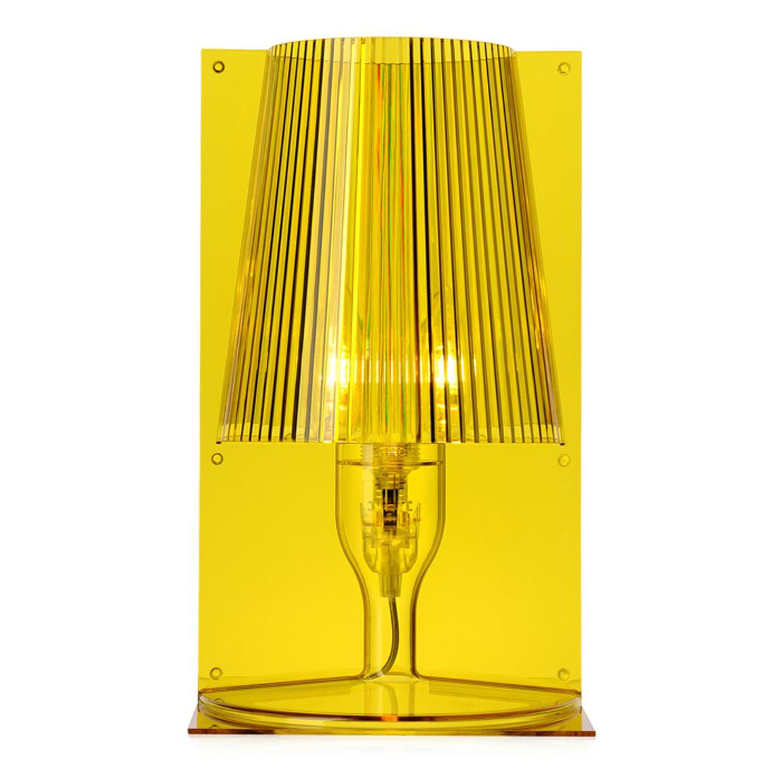 Kartell take table lamp by ferruccio laviani kartell take table lamp geotapseo Choice Image