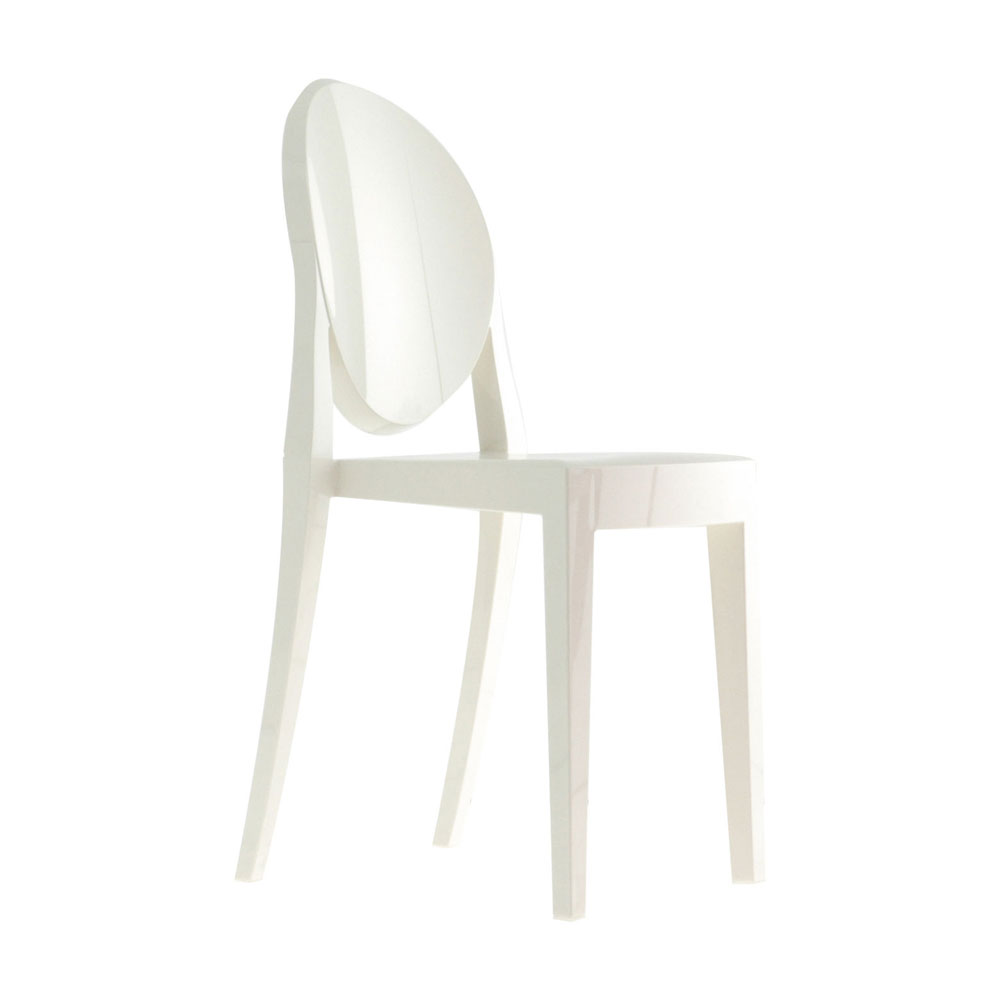 ... Kartell Victoria Ghost Chair   Elegant Dining Chair By Philippe Starck