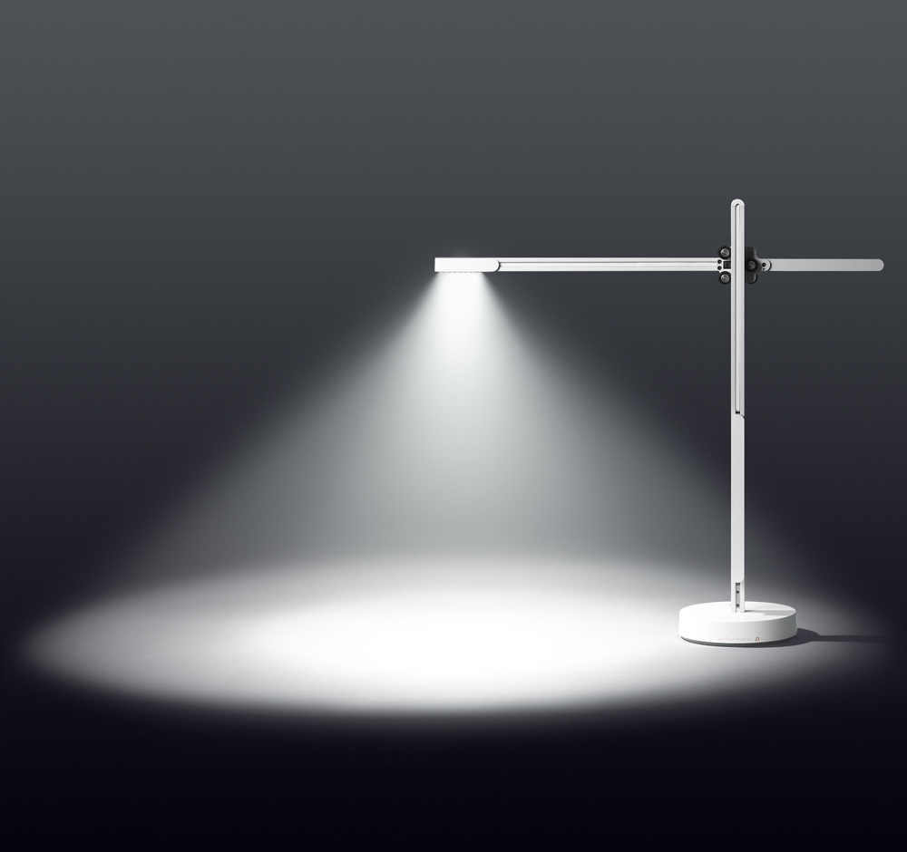Dyson CSYS Bright LED Desk Lamp / Light - Bright For 37 Years!