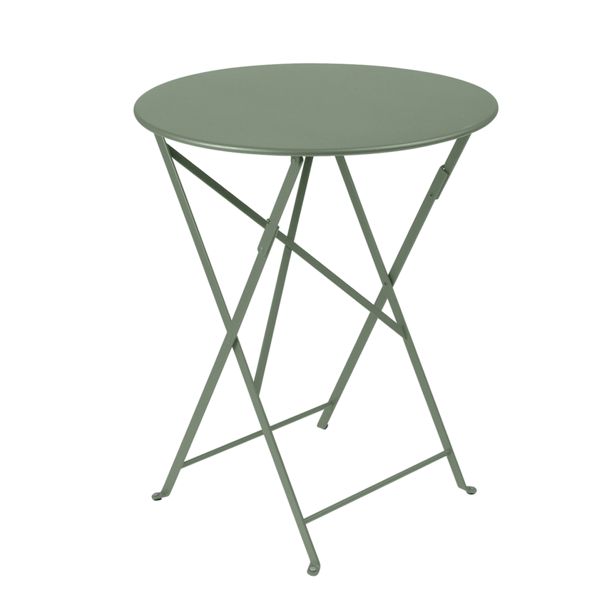 Genial ... Fermob Bistro Folding Dining Table Round Top (60cm)   26 Colours ...
