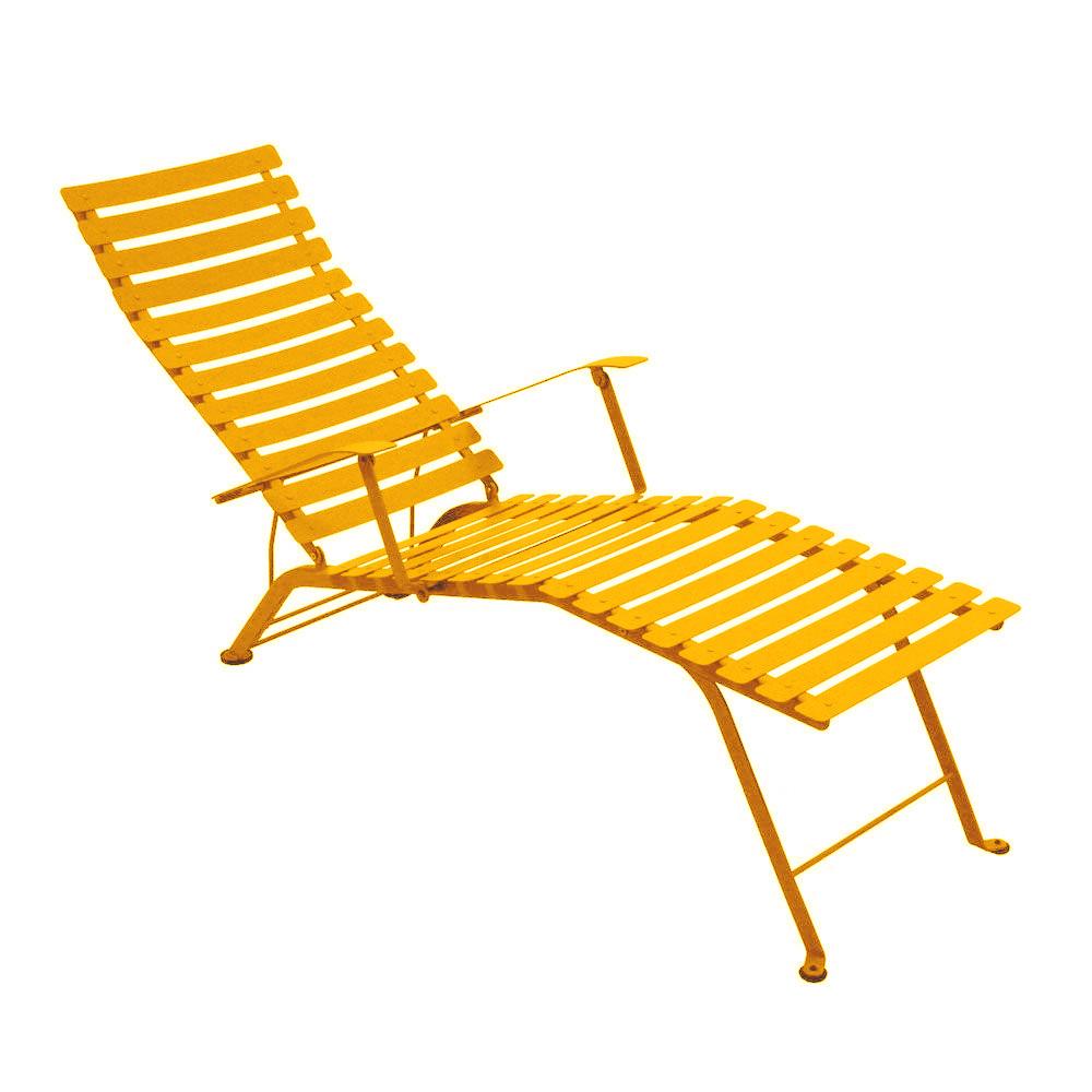Fermob Bistro Chaise Longue Sun Lounger