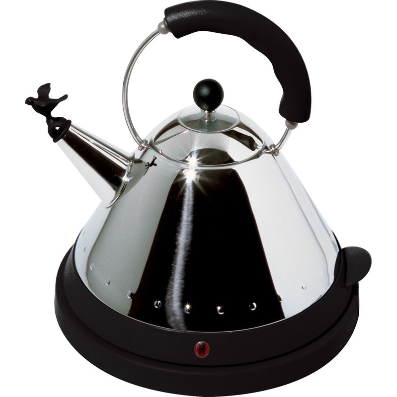 Alessi Stainless Steel Electric Kettle