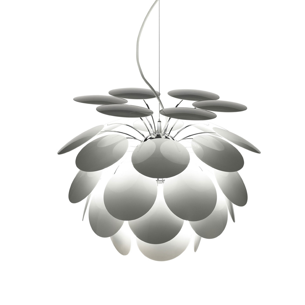 Marset Discoco 88 Large White Pendant Light