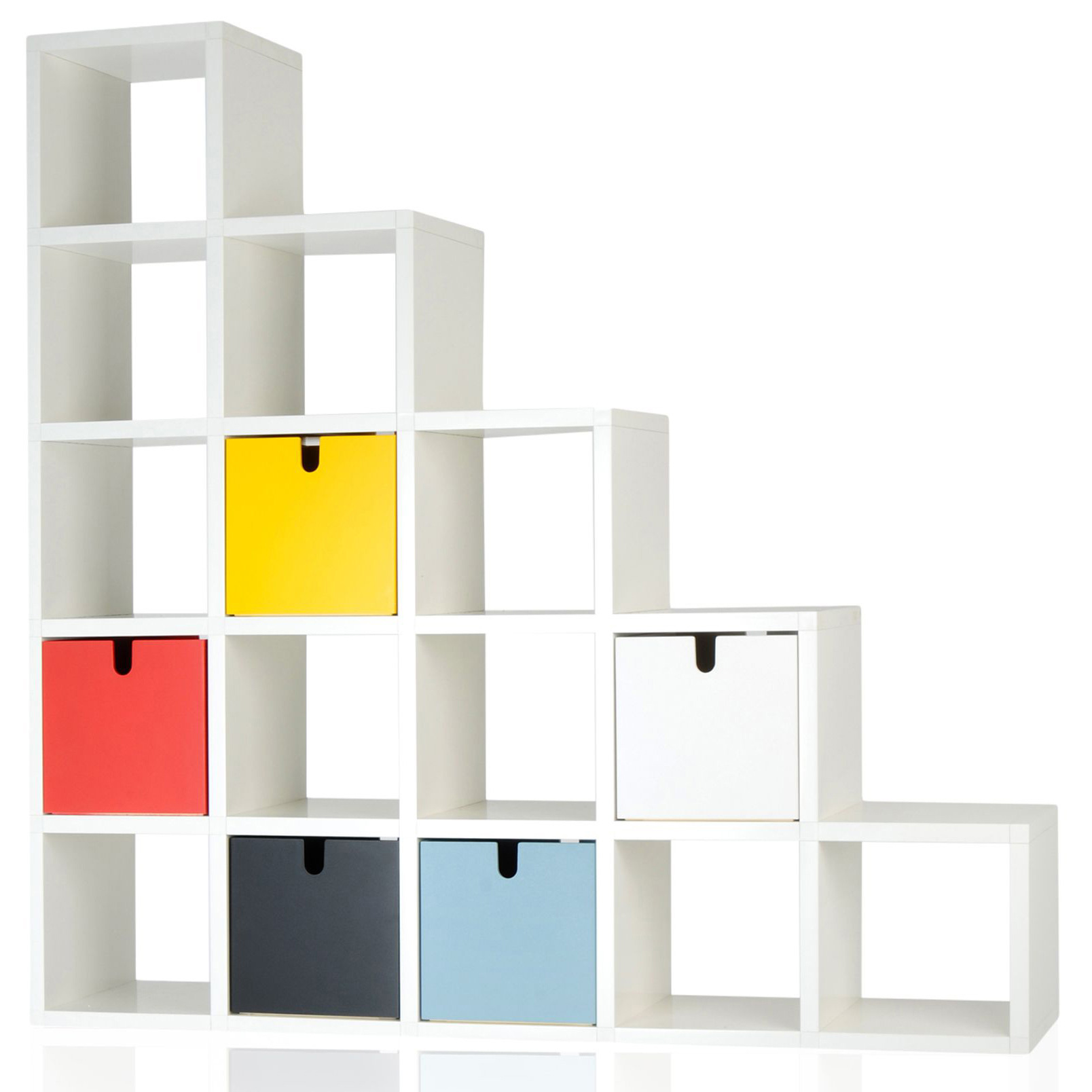 b h form cube mixxit shelf w bq diy shelving white unit prd q at departments cubes