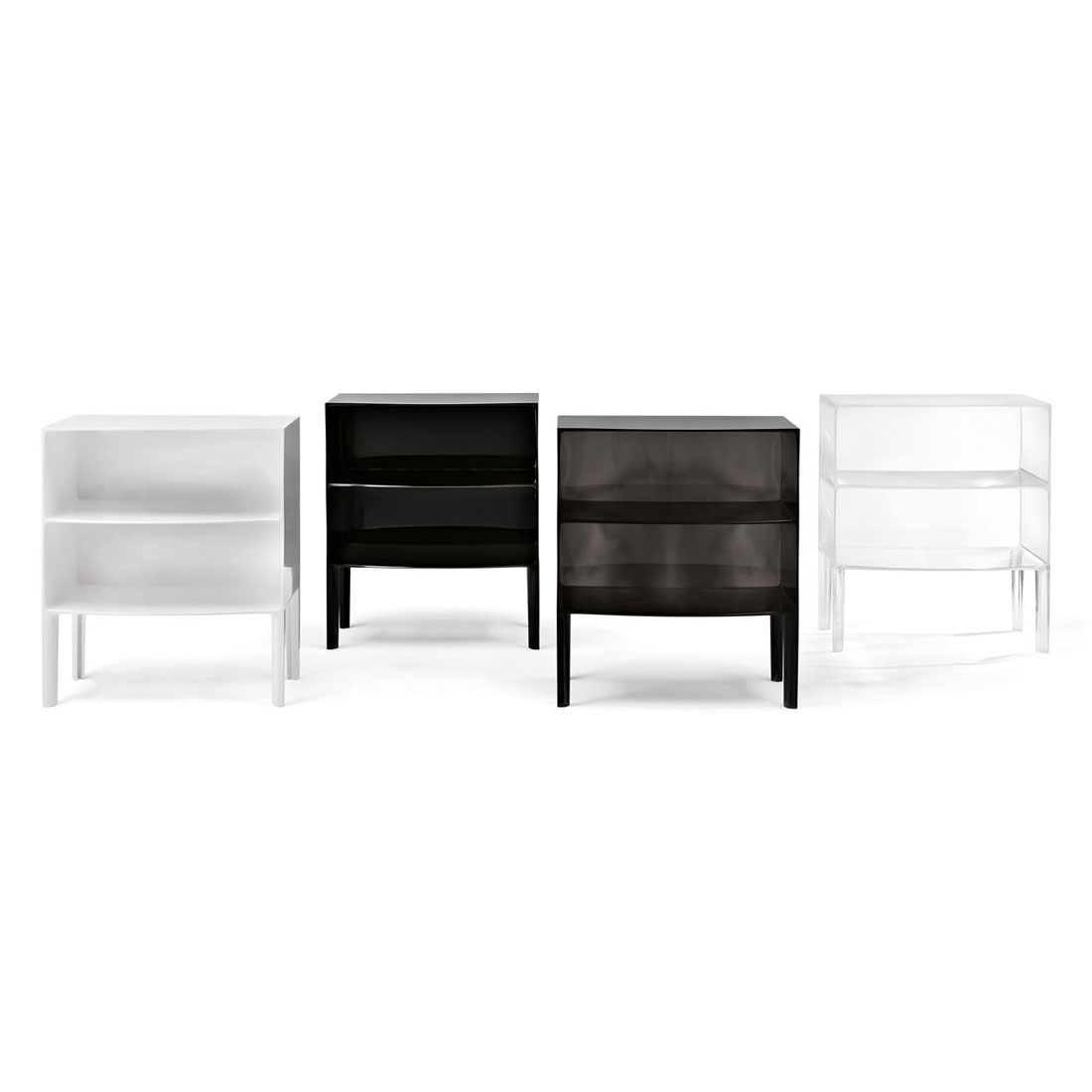 Kartell Ghost Buster Large cabinet Philippe Starck & Eugeni ...