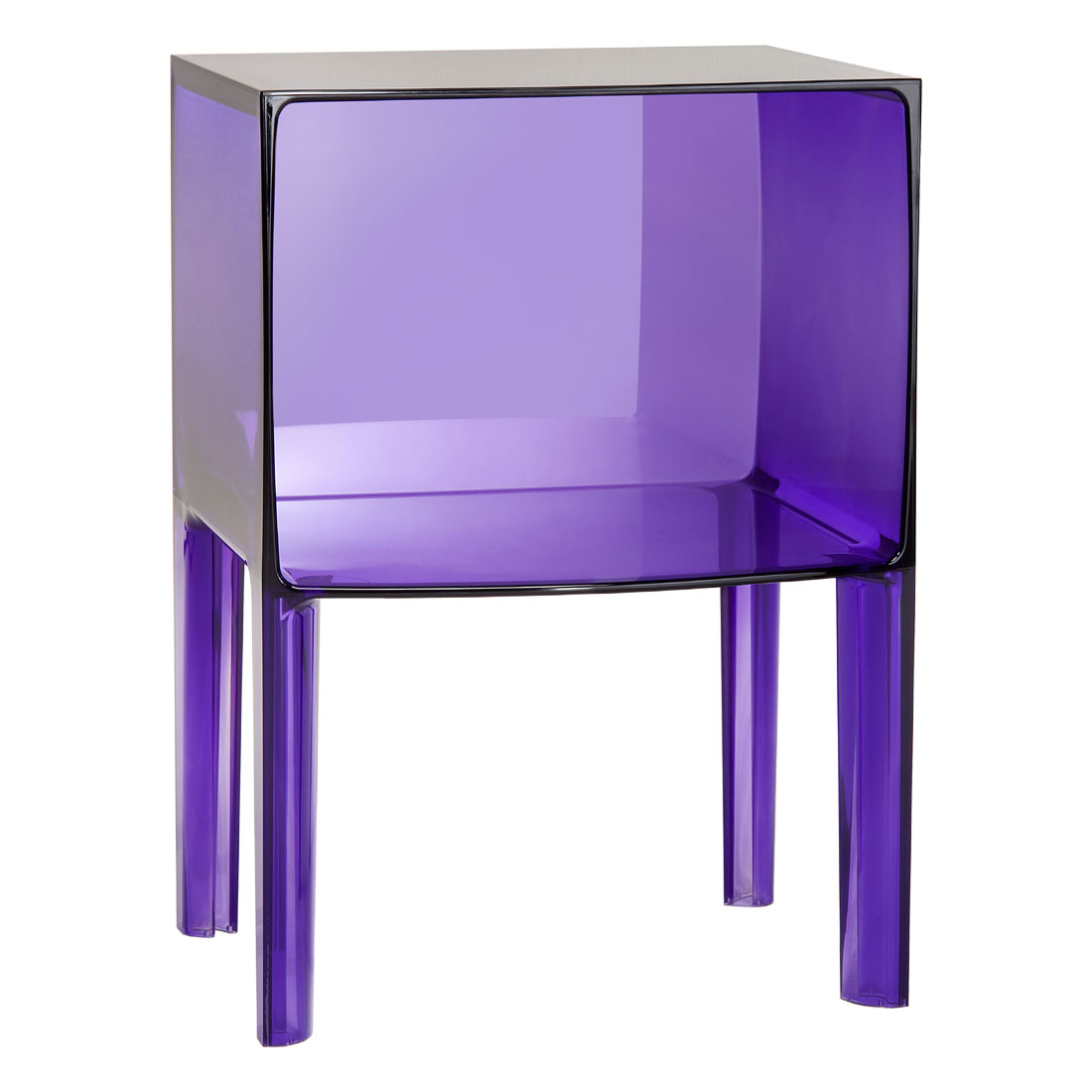 Kartell Ghost Buster Cabinet Side Table