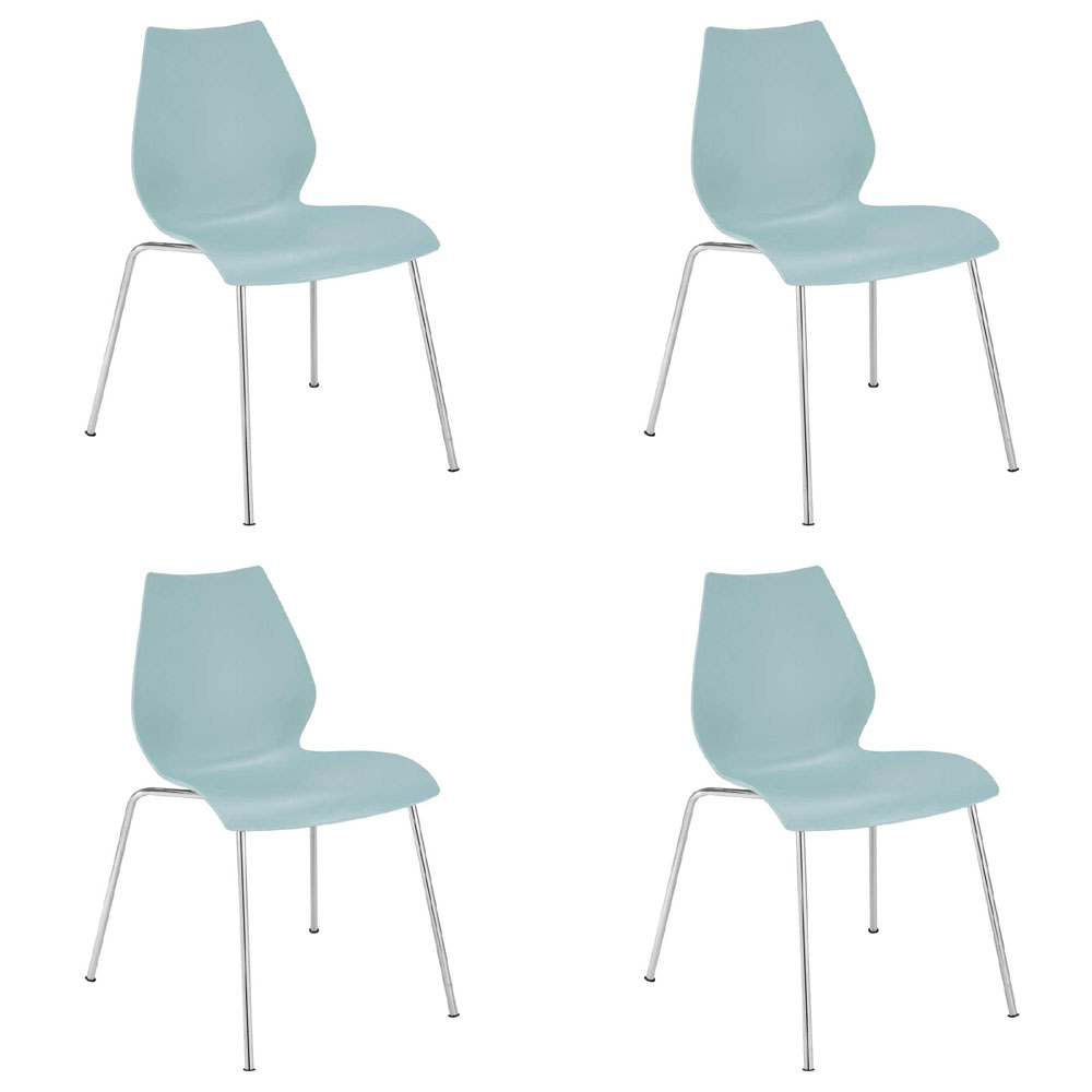... Kartell Maui Chairs Set Of 4 ...