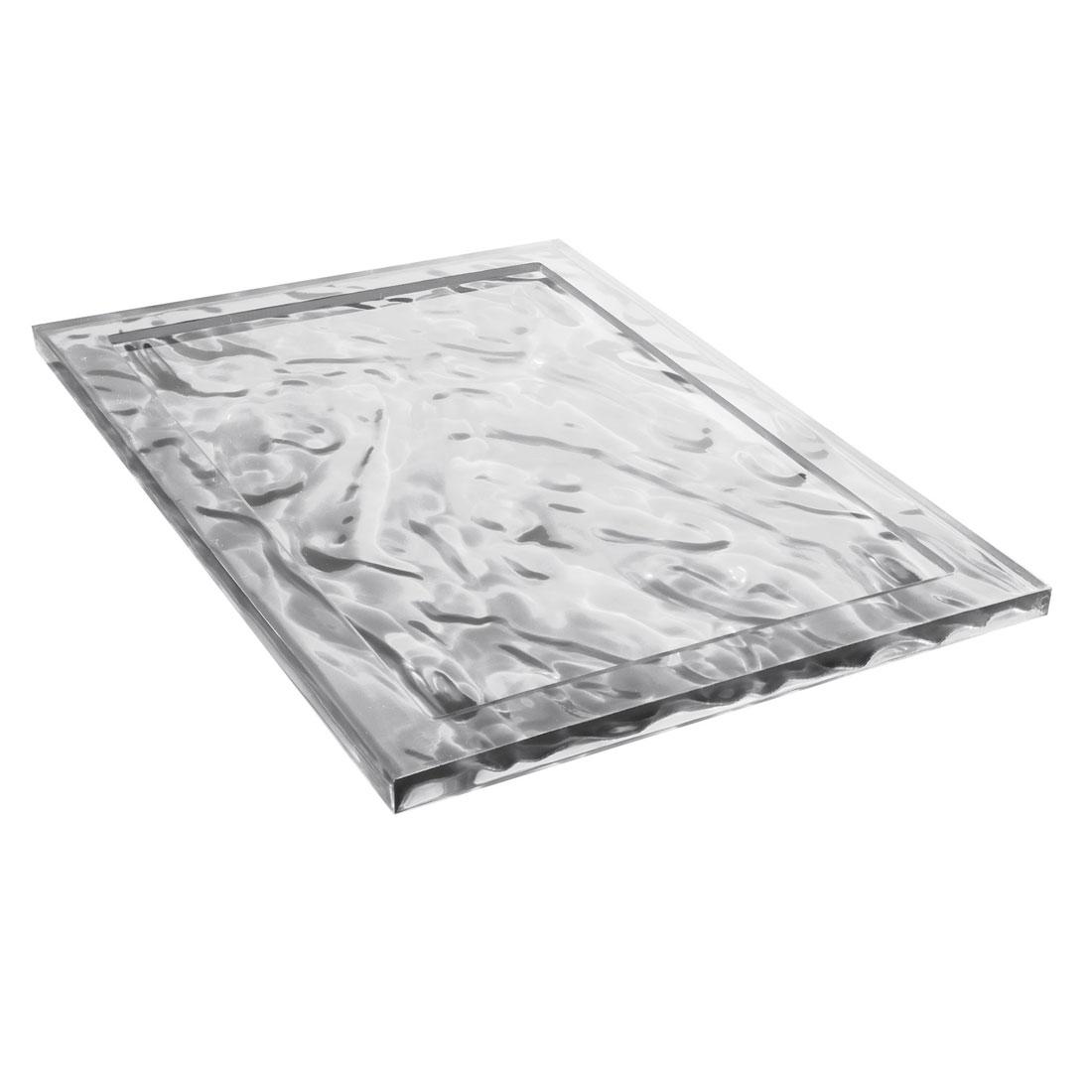 kartell dune tray  designed by mario bellini -