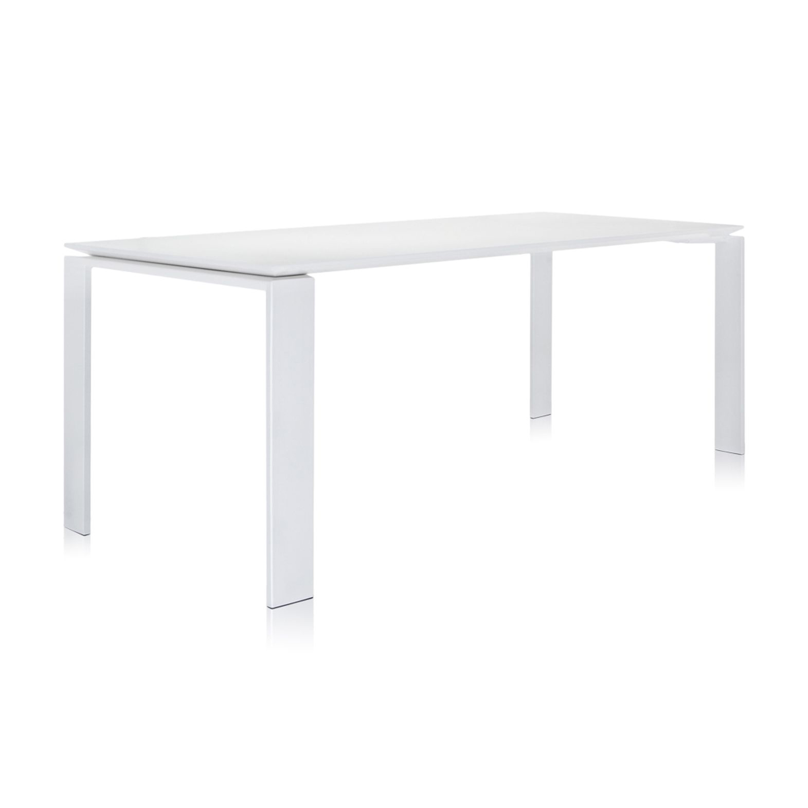 Kartell Four Table Scratch Proof Laminated Top