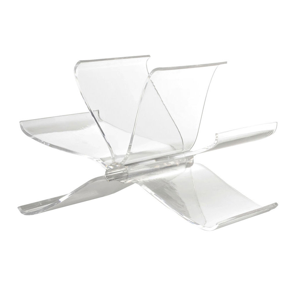 kartell front page magazine rack designed by front sweden - kartell front page magazine rack