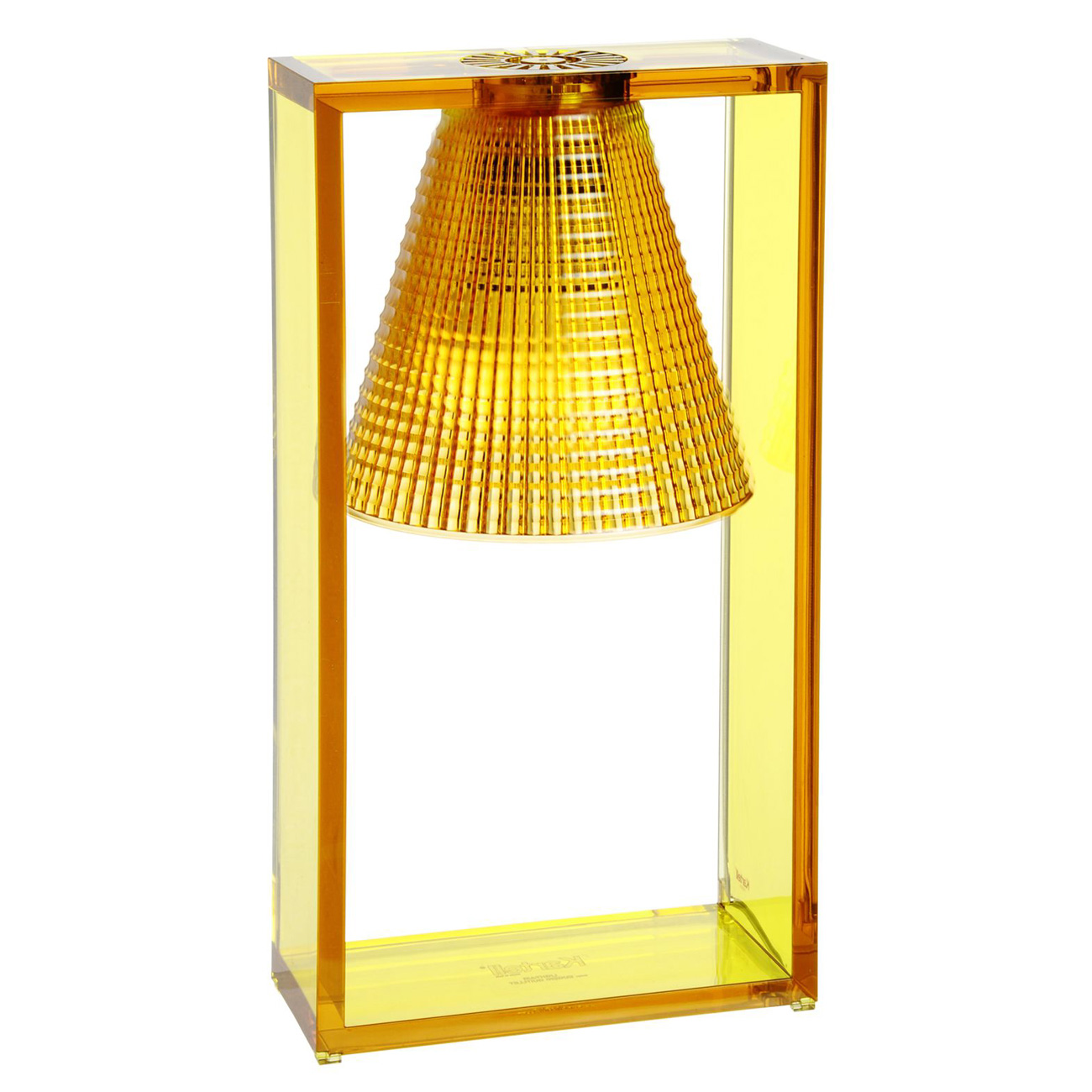 Light air sculptured table lamp kartell light air sculptured table lamp geotapseo Choice Image