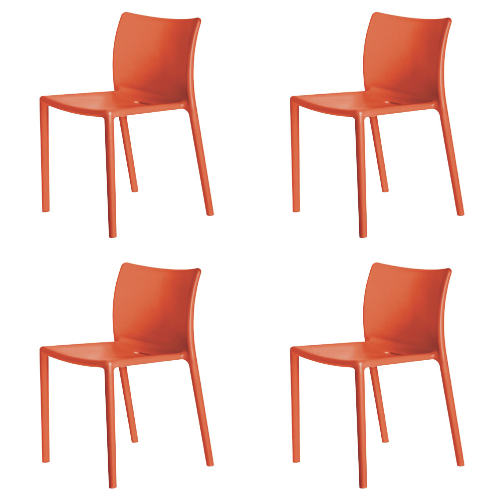 Bon Magis Air Chair (set Of 4)   An Outdoor Stacking Chair By Jasper ...