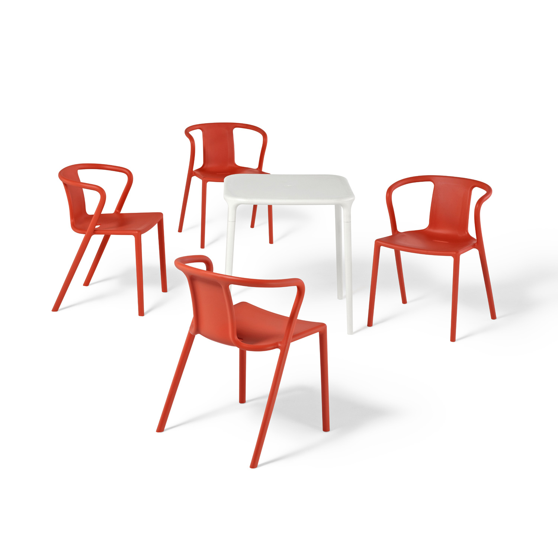 Magis Air Armchair (Set Of 4)   A Stacking Armchair By Jasper Morrison