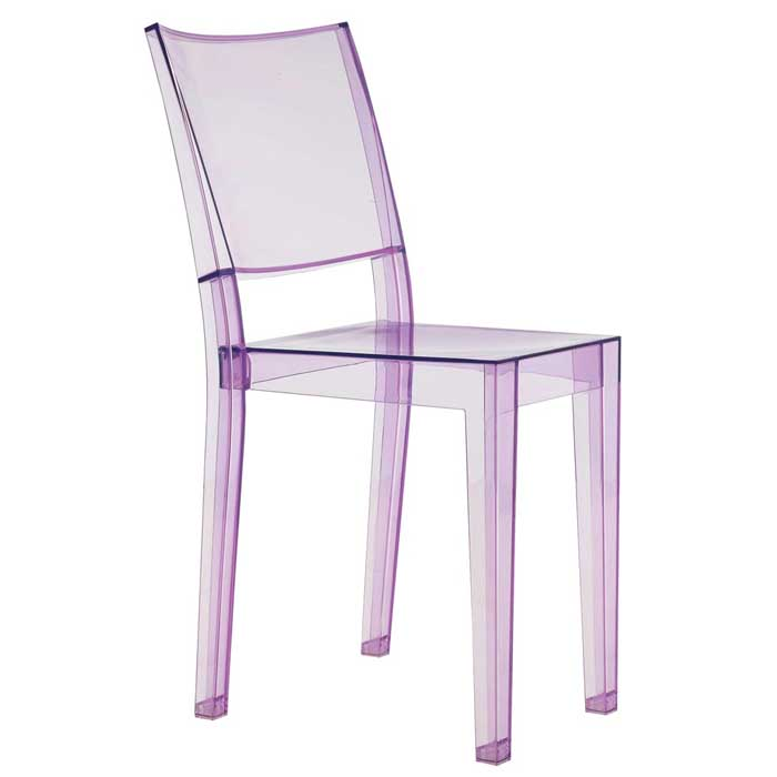 Kartell La Marie dining chair - La Marie chair designed by Philippe ...