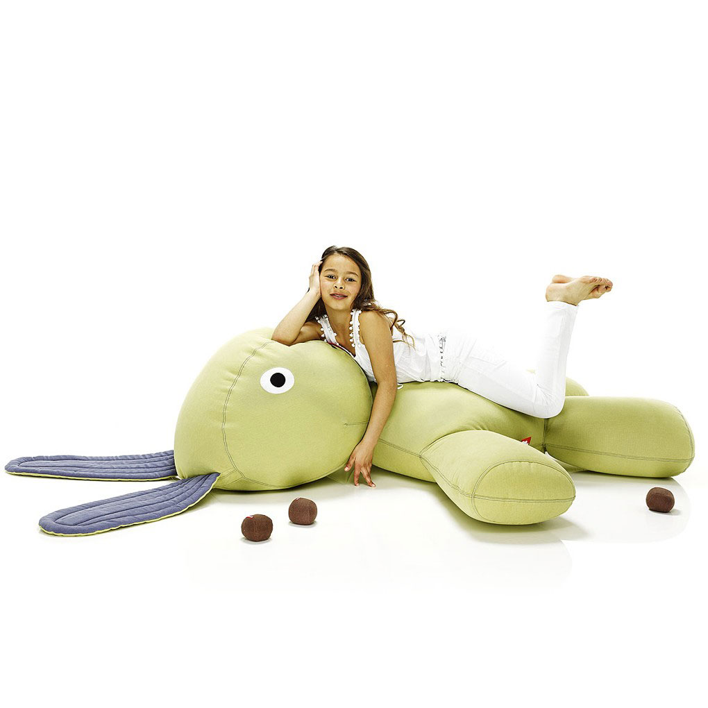 fatboy co9 xs bean bag lounge rabbit your cuddly companion - Fatboy Bean Bag
