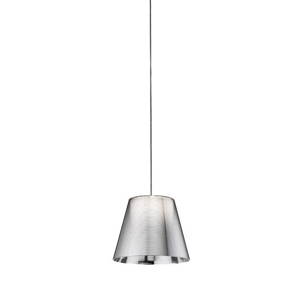 Buy the flos ktribe s1 silver pendant light online connectionsathome flos ktribe s1 silver mozeypictures Images