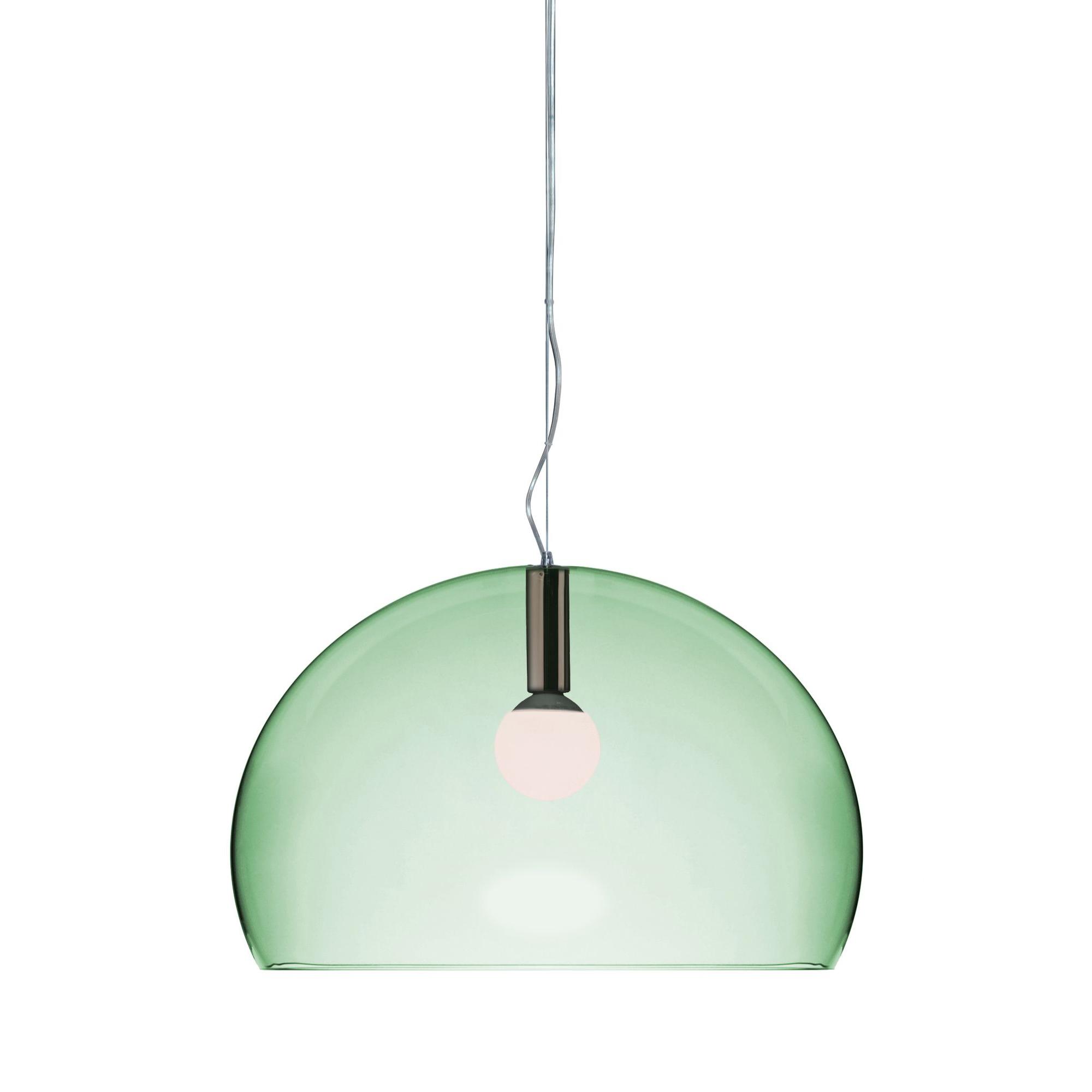 Buy online kartell big fly transparent led ceiling light aloadofball Gallery
