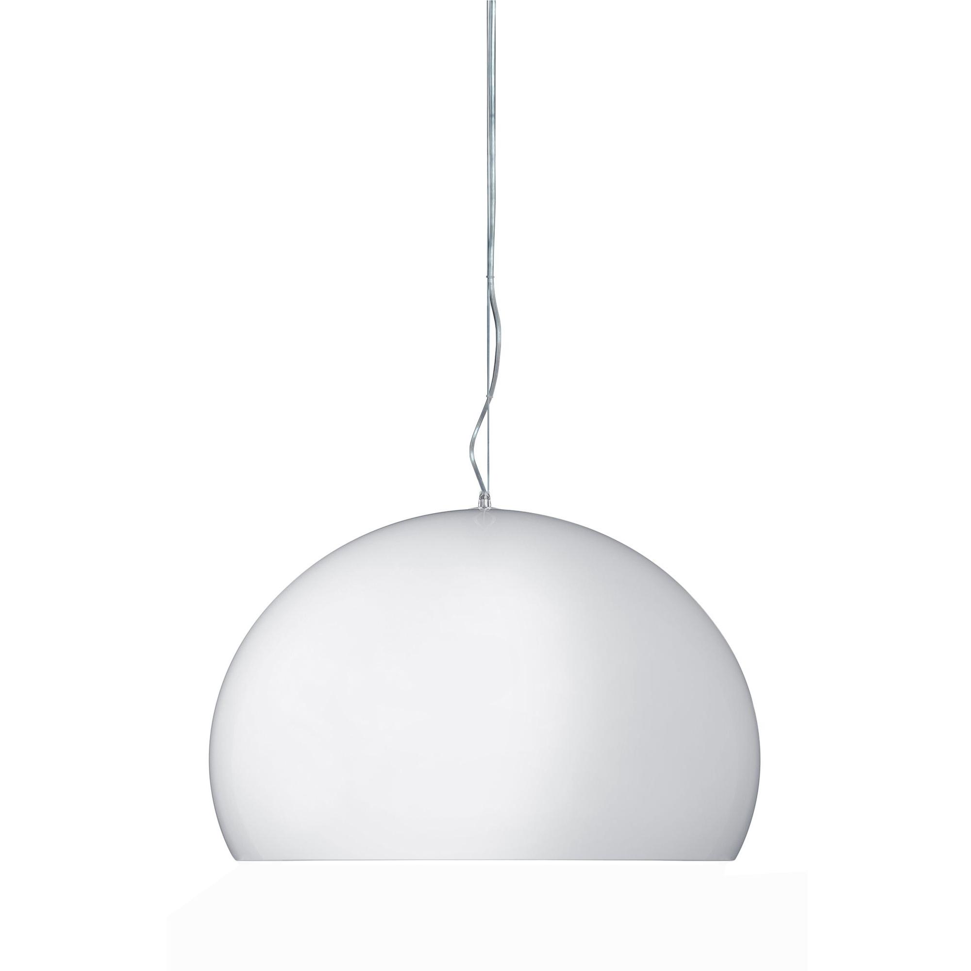 Buy online kartell big fly matt opaque led ceiling light buy online kartell big fly matt opaque led large pendant light aloadofball Gallery