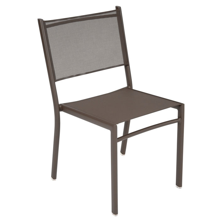 Fermob Costa Dining Chair Stacking A Modern Chair For Outdoors