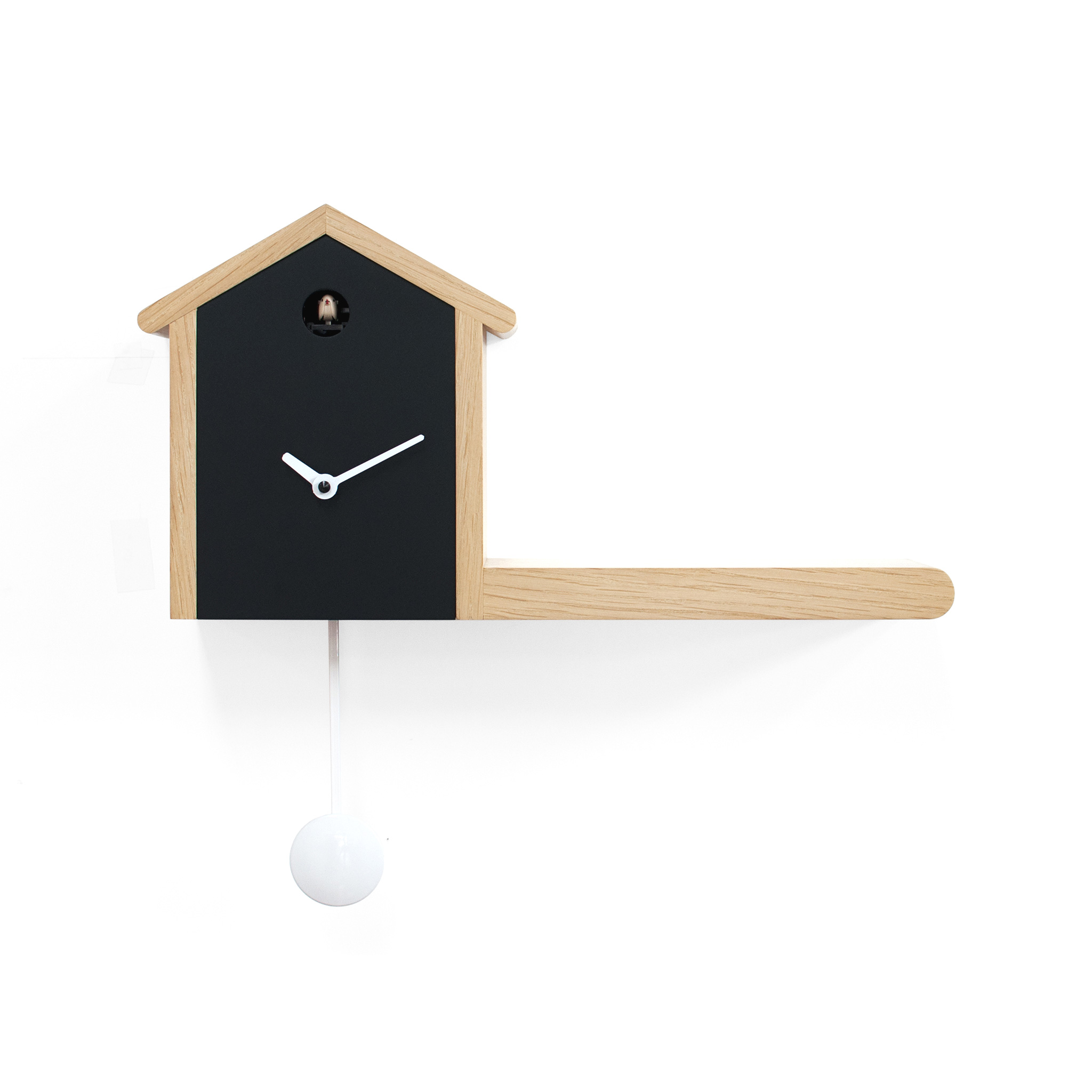Cuckoo clock my house italian designer wall clocks progetti cuckoo clock my house italian designer wall clocks amipublicfo Image collections