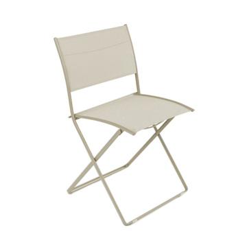 fermob plein air chair folding a contemporary coloured chair