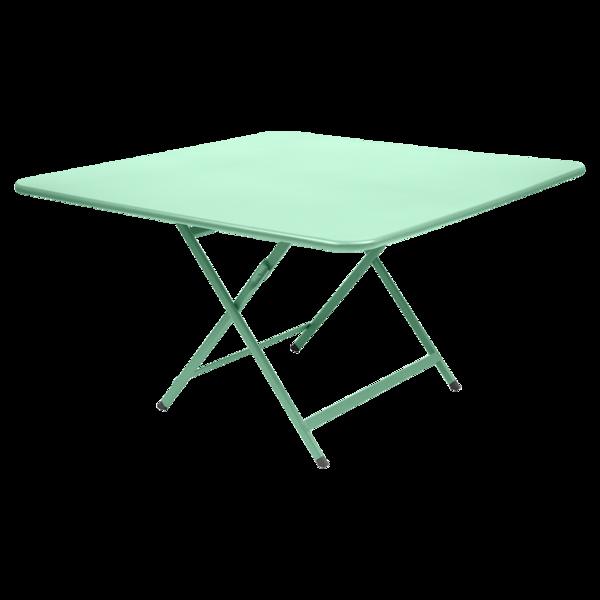 Fermob Caractère Square Folding Table (128 X 128cm) ...