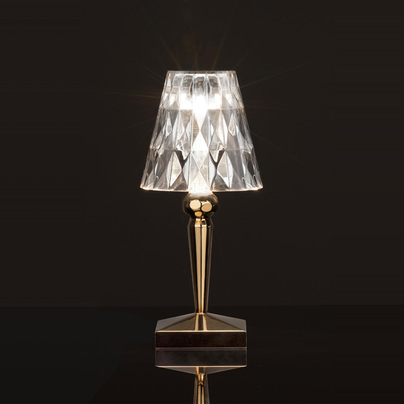 kartell battery table lamp metallic rechargeable by ferruccio laviani battery table lamps ferruccio laviani