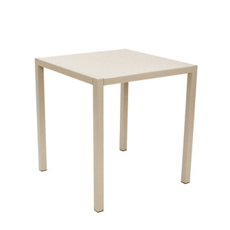 Fermob Inside Out Square Table (70 X 70cm, 74cm High)