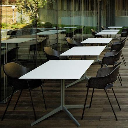 Tremendous Fermob Kate Armchair An Elegant Outdoor Chair By Patrick Jouin Download Free Architecture Designs Grimeyleaguecom