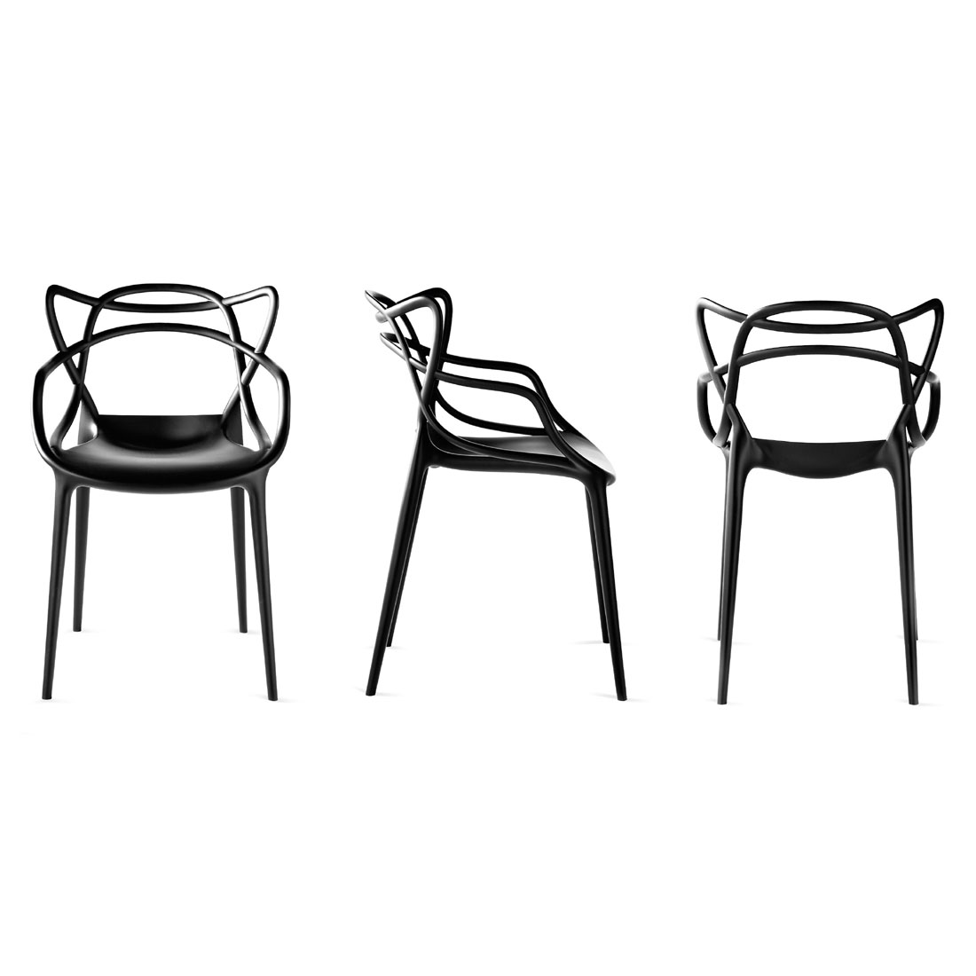 ... Kartell Masters Chair   Designed By Philippe Starck U0026 Eugeni Quittlet  ...