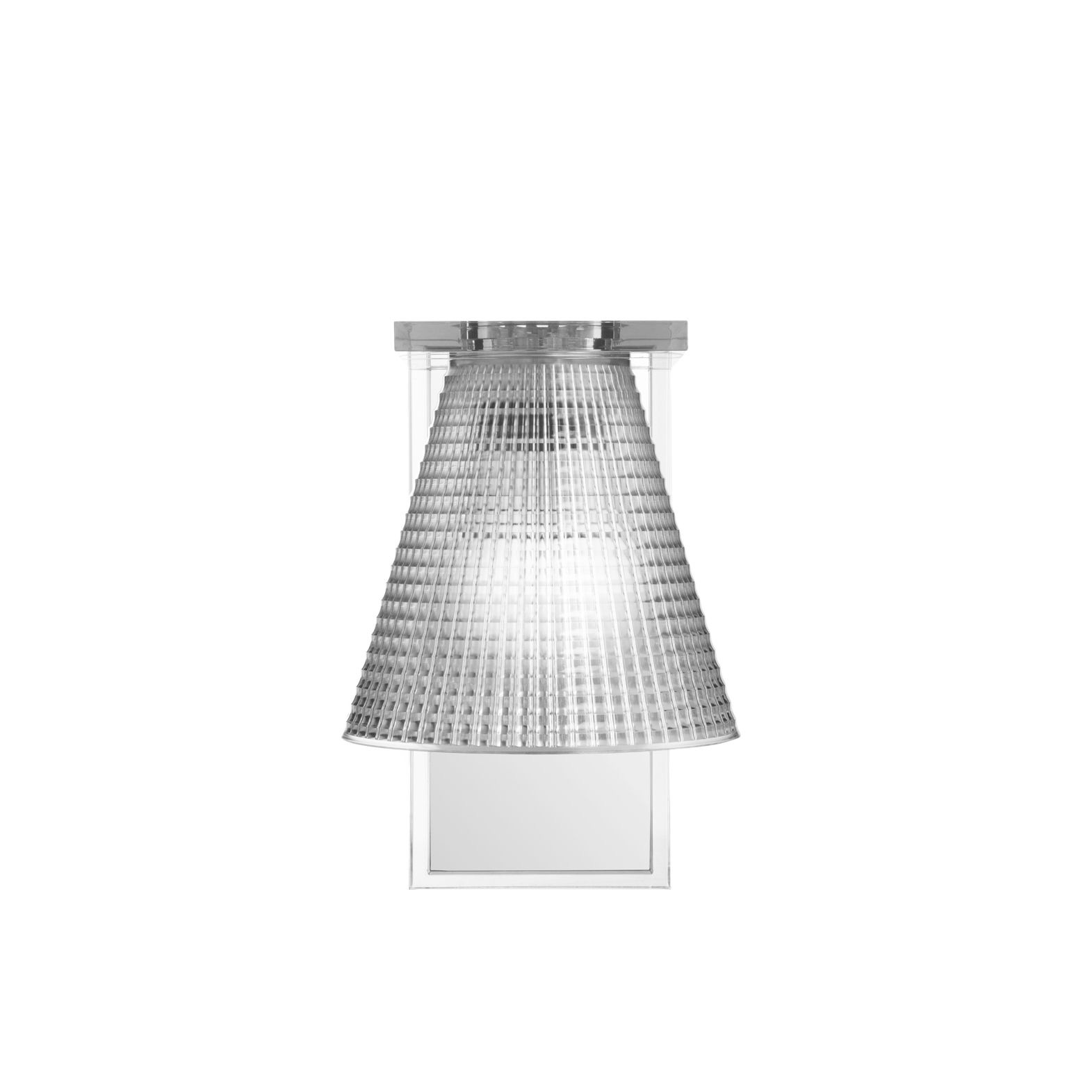 Kartell light air sculptured wall lamp designed by eugeni quitllet aloadofball Images