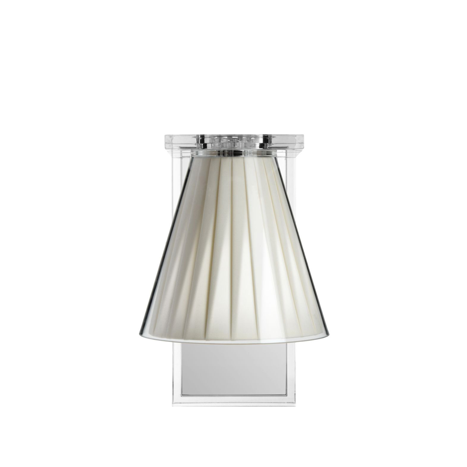 Contemporary wall lights modern designer wall lighting kartell light air wall lamp aloadofball Image collections