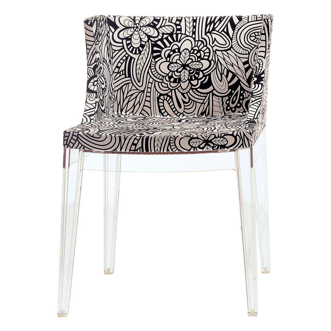 buy the kartell mademoiselle missoni cartagena chair online -